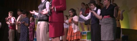 Example of Inclusion for teens with ASD: Bye Bye Birdie